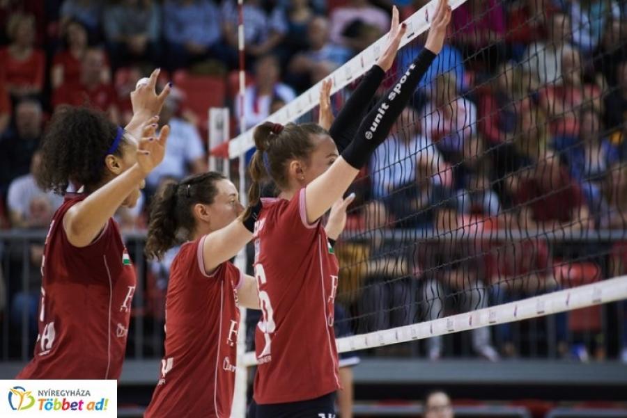 Ezüstérmes nyíregyházi röplabdások – a Vasas nyerte a bajnokságot