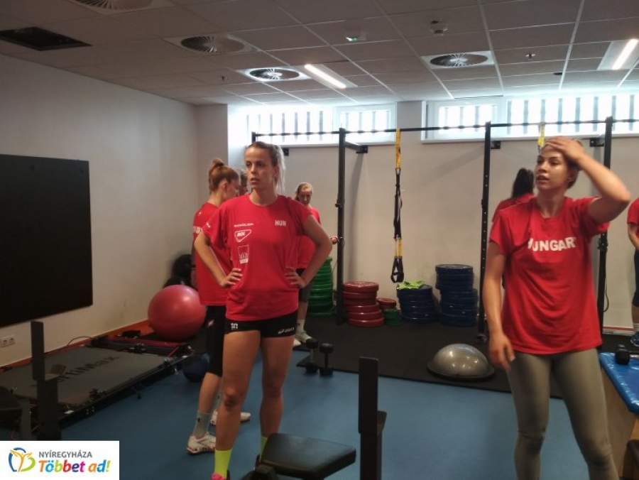 Nyíregyházán a válogatottak – a női és a férfi röplabda együttes is pályára lép szombaton
