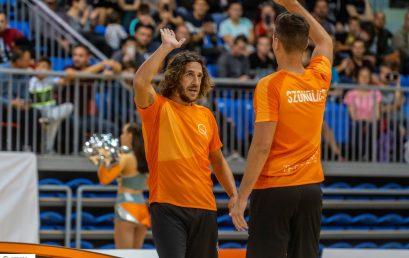 Világbajnokok a nyíregyházi parketten – Puyol és Cafu is pályára lépett