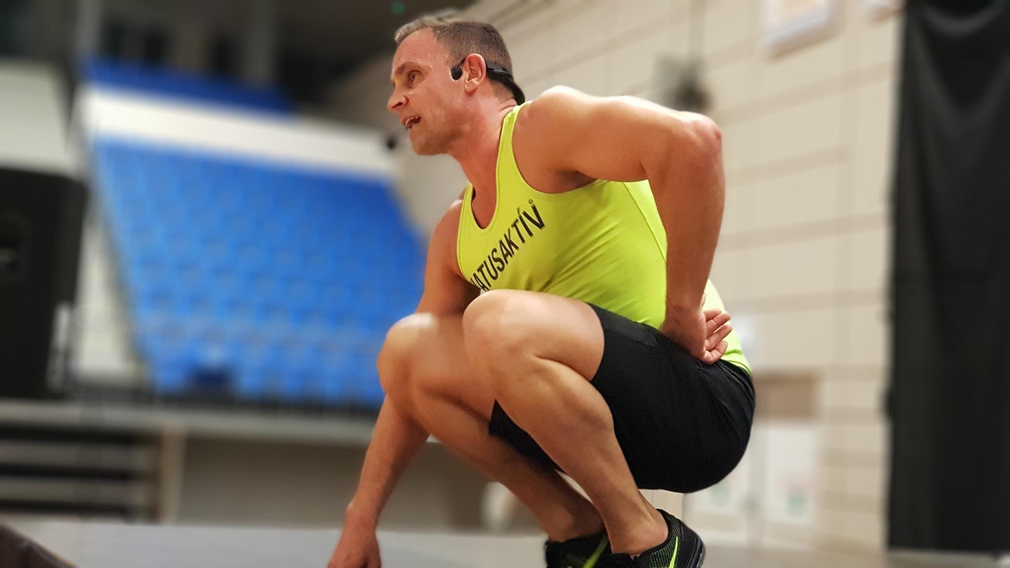 Nyíregyházán tart edzést Katus Attila – Október 7-én Fitt-Szüret!