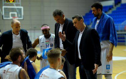 Kosárlabda rangadó a Continetal Arénában