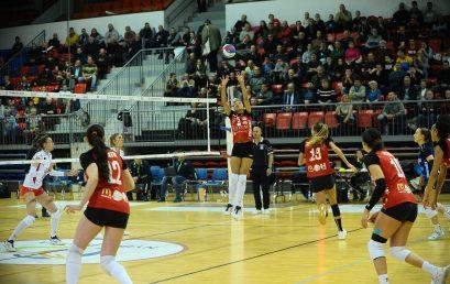 Női röplabda kupadöntő – Nyíregyháza lesz a finálé helyszíne!