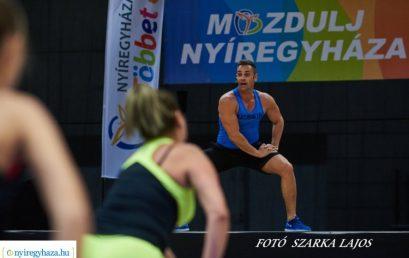Ingyenes edzés Katus Attilával! A népszerű tréner a napokban ismét Nyíregyházára érkezik