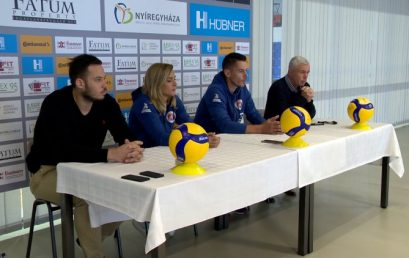 Kezdődik a szezon – A Kaposvárt fogadja első meccsén a Fatum Nyíregyháza