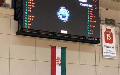 Hübner Nyíregyháza BS – MEAFC Miskolc bajnoki mérkőzés