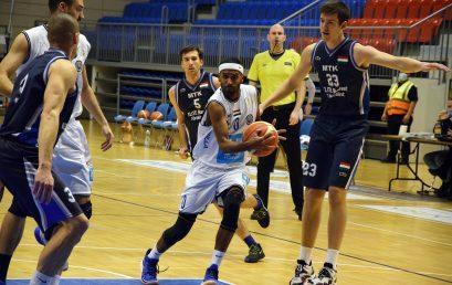 Hübner Nyíregyháza BS – MTK Elite Basket