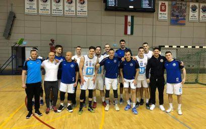 Hübner Nyíregyháza BS – Vasas Akadémia Férfi kosárlabda bajnoki mérkőzés