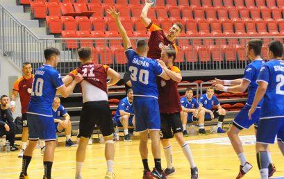 Nyíregyházi Kc – Vecsés férfi kézilabda bajnoki mérkőzés Fotó: Pusztai Sándor www.szon.hu