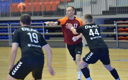 Nyíregyházi KC – DEAC férfi bajnoki kézilabda mérkőzés Fotó: Sipeki Péter, www.szon.hu