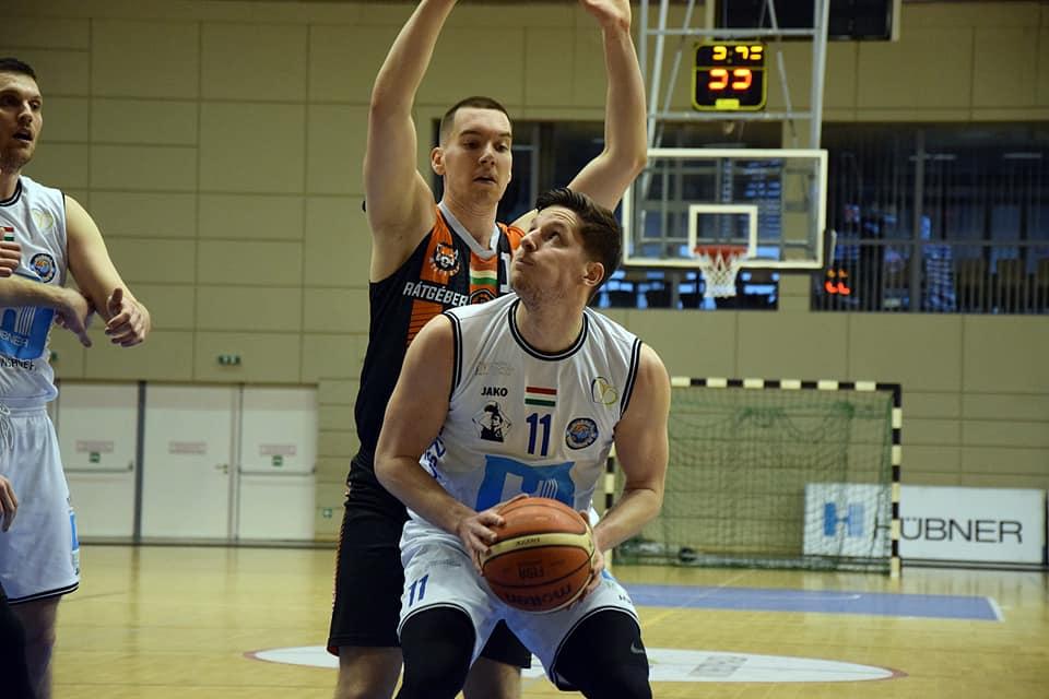 Hübner Nyíregyháza BS – NKA Pécs Kosárlabda bajnoki mérkőzés