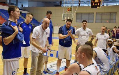 Hübner Nyíregyháza BS – Vasas Akadémia férfi kosárlabda bajnoki elődöntő III.mérkőzés