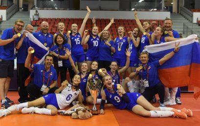 Oroszország nyerte az Európa-bajnokságot Nyíregyházán