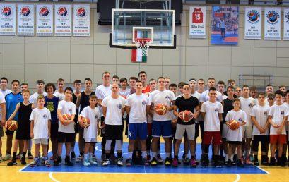 Kosárlabda Tábor 2021