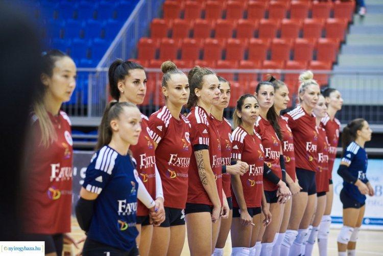 A hazai csapat nyerte a Fatum Kupa női röplabda felkészülési tornát