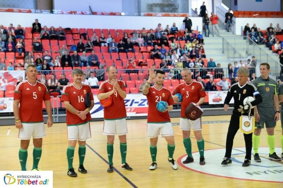 Jótékonysági Sportgála – összefogott a futballtársadalom hogy segítsen