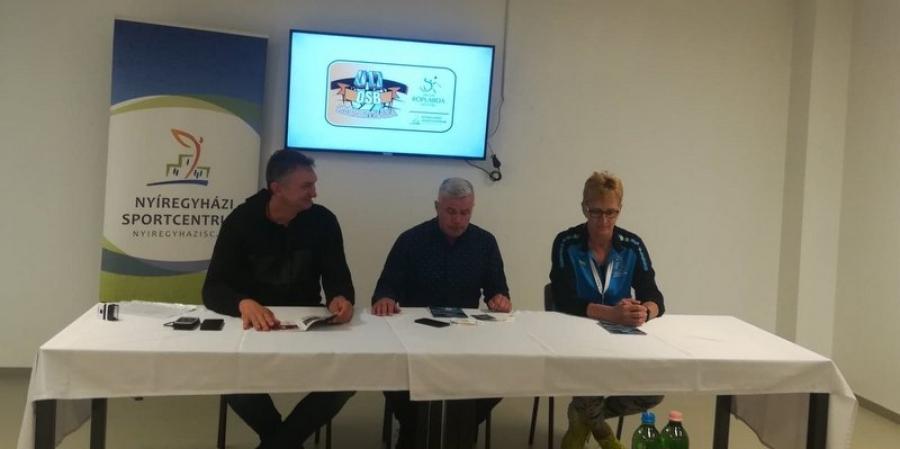 Röplabda OSB döntő a Continental Arénában