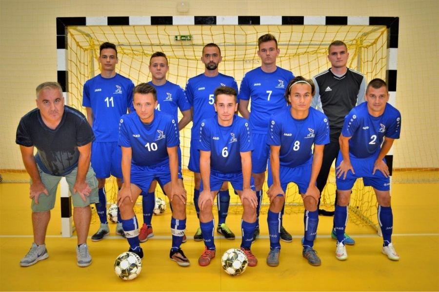 Blue Sharks Futsal csapat?