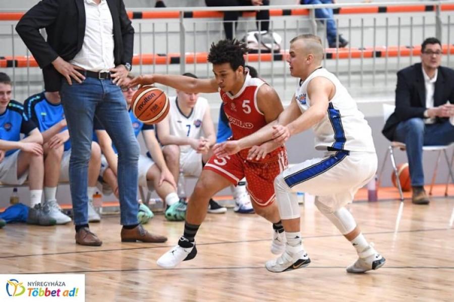 Irány az elit – az EYBL döntőjébe jutott az U20-as kosárlabda együttes